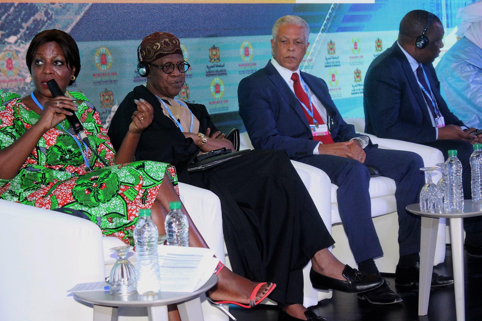 COP 22 : Le Congo participe au forum ministériel sur les enjeux touristiques et le climat en Afrique