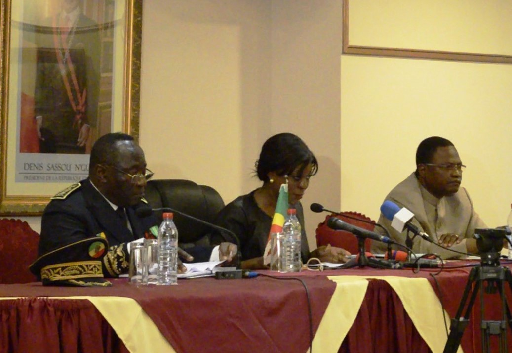 Séjour de travail de la Ministre du Tourisme et des loisirs dans les départements de  Pointe-Noire et du Kouilou