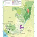 Carte des aires protégées