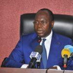 Clément MOUMBA Premier Ministre chef de Gouvernement