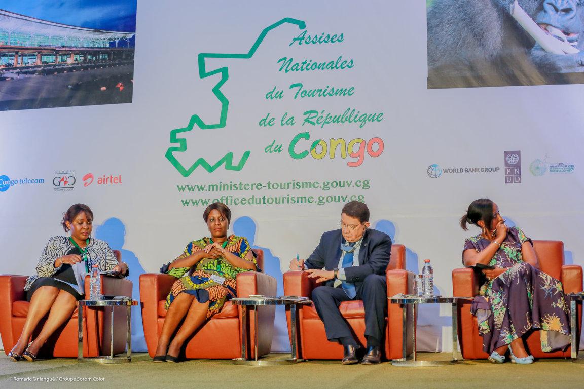 Tourisme : vers le développement du secteur au Congo