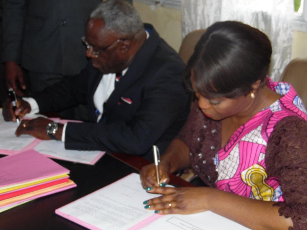 Ministère de la culture et des arts : Dieudonné Moyongo prend ses services