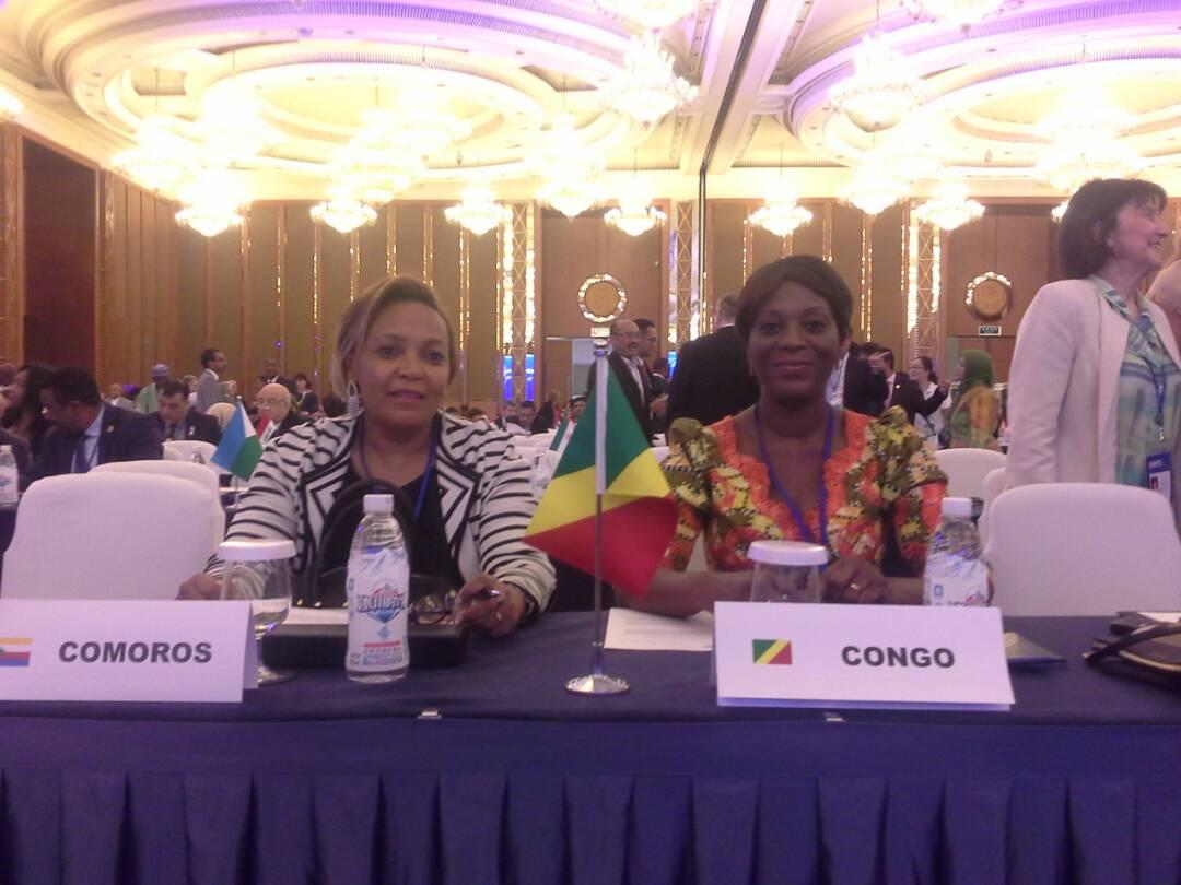 Le Congo Désormais Membre du Conseil Exécutif de l'OMT