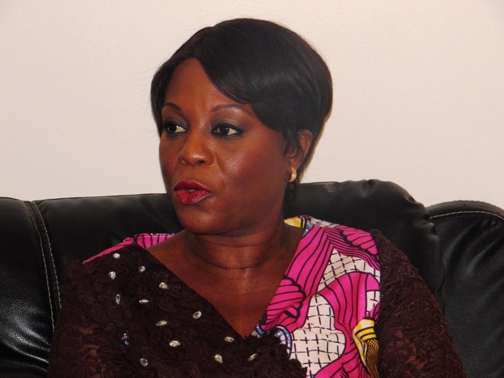 Arlette Soudan-Nonault : « Atteindre les 10% du PIB est la mission assignée à mon ministère »